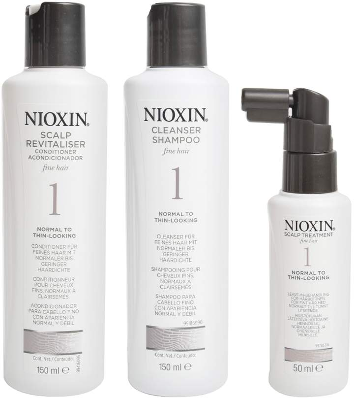 Nioxin22 Hair System Kit 1