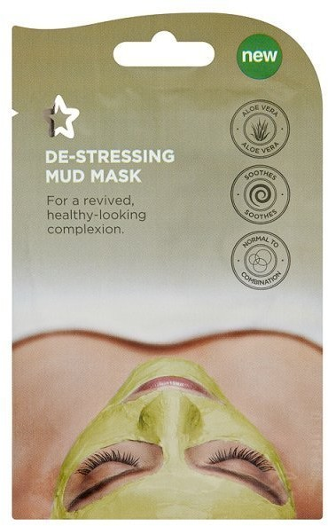 Superdrug De-stressing Mud Mask