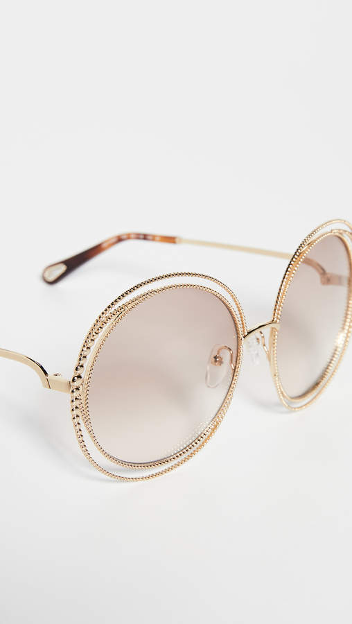Carlina Spherical Sunglasses