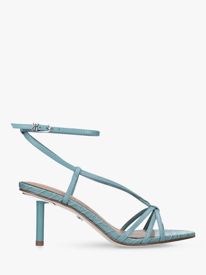 Sam Edelman Pippa Heeled Leather Sandals