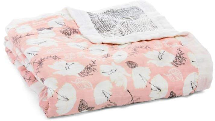 Aden + Anais Baby's Pretty Petals Dream Blanket