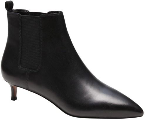 Banana Republic bootie - hot Fall 2020 fashion shoe