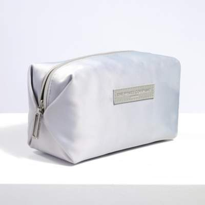 The White Company Satin Make-Up Bag