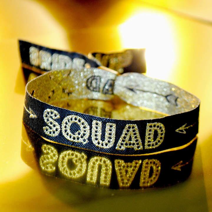WEDFEST Bride Squad Bachelorette / Hen Party Wristbands