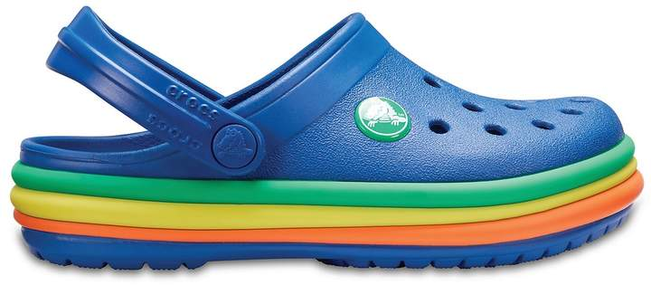 Crocs CB Rainbow Band K Clogs