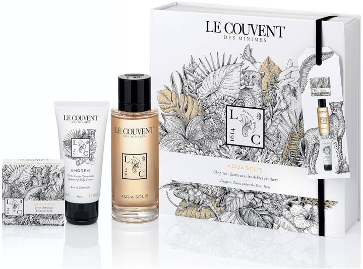 Le Couvent des Minimes Coffret Solis Christmas Gift Set (Worth £82.00)