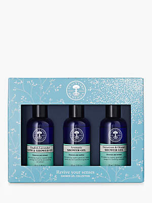 Neal's Yard Remedies Revive Your Senses Bath & Body Gift Set