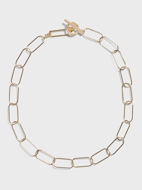 Banana Republic - thin chain necklace