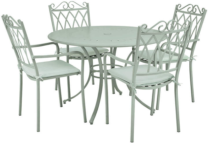Marks and Spencer Rosedale Table & 4 Chairs