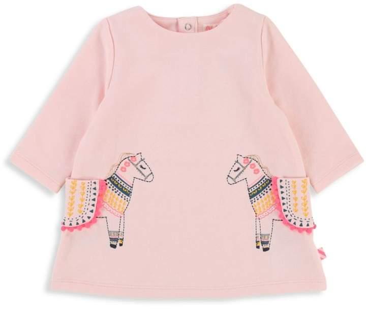 Billieblush Baby Girl's & Little Girl's Donkey Dress