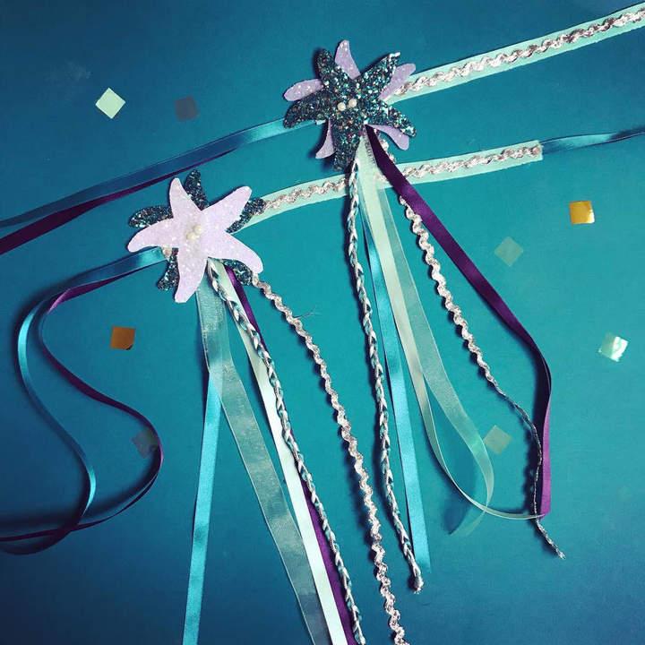 Tigerlily Wedding Stationery Mermaid Starfish Headband