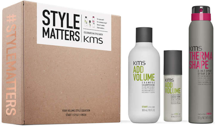 Kms KMS Volume Gift Set (Worth 51.50)