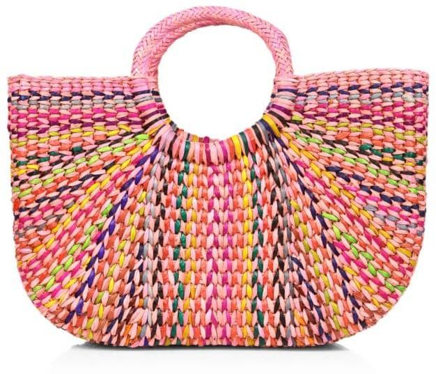 Morocco Woven Bag