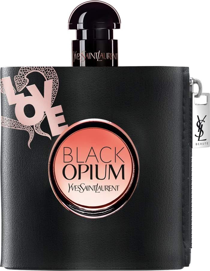 Yves Saint Laurent Limited Edition 'Black Opium' Snake Jacket Eau de Parfum Set