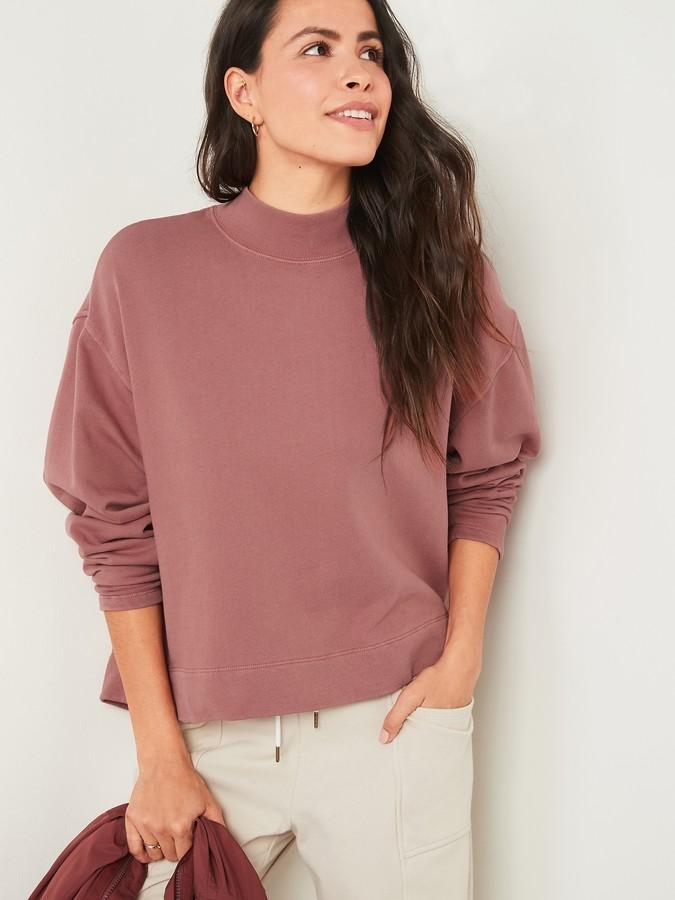 Old Navy - dusty rose sweatshirt