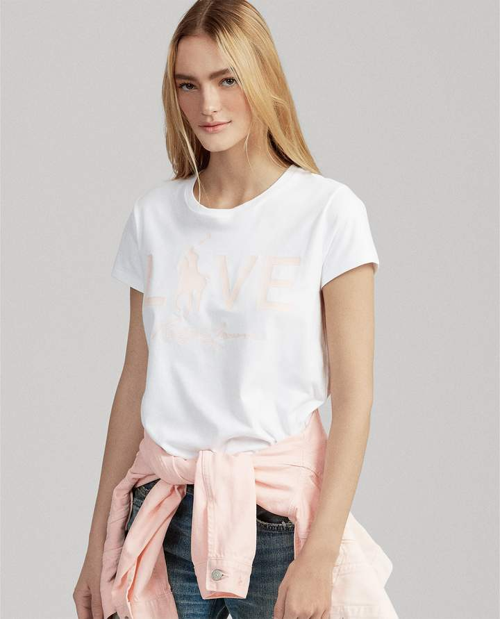 Pink Pony Love Graphic T-Shirt