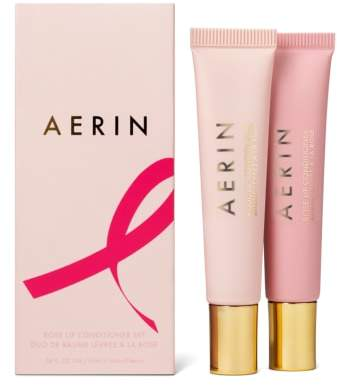 Estee Lauder AERIN Beauty Breast Cancer Research Foundation Lip Conditioner Set