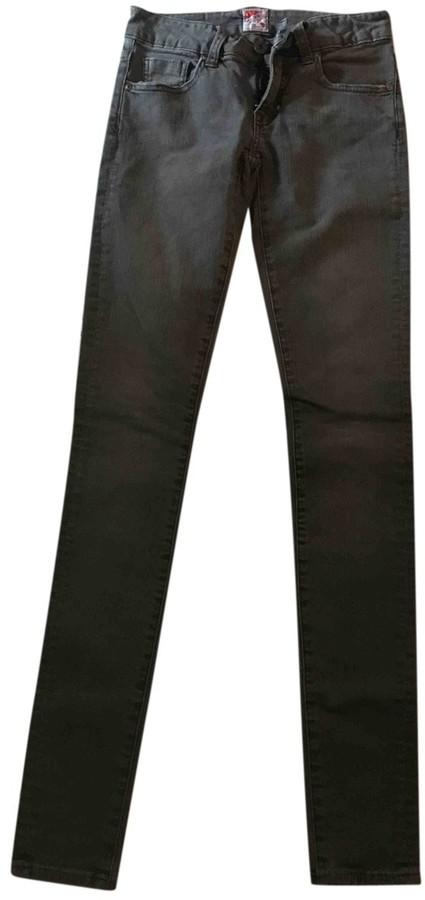 \N Grey Cotton - elasthane Jeans