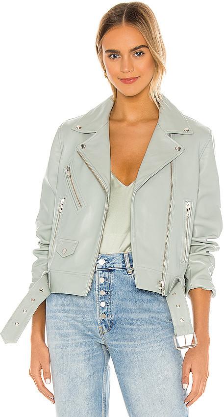 ANINE BING Benjamin Moto Jacket