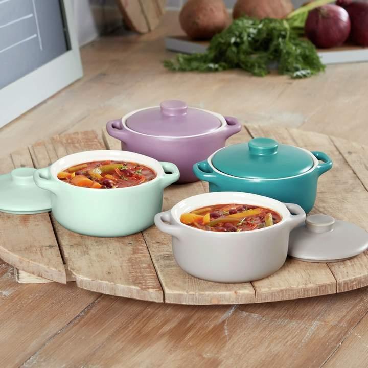 Fearne By Swan Fearne by Swan Set of 4 Mini Casserole Dishes