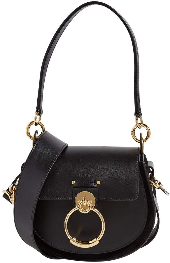 Chloé Small Tess Saddle Bag