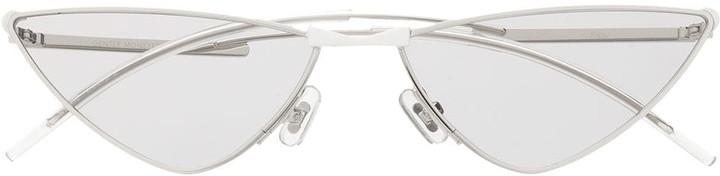 Krow 02(G) cat-eye frame sunglasses
