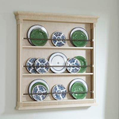 Elegance Plate Display - Ballard Designs