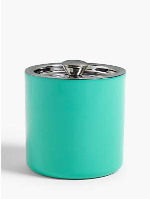 John Lewis & Partners Bohemian Summer Ice Bucket, Mint