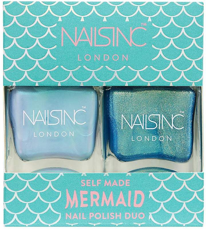Nails Inc Mermaid Trend Duo