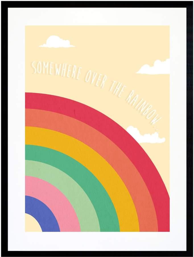 Eleanor Stuart Somewhere Over The Rainbow
