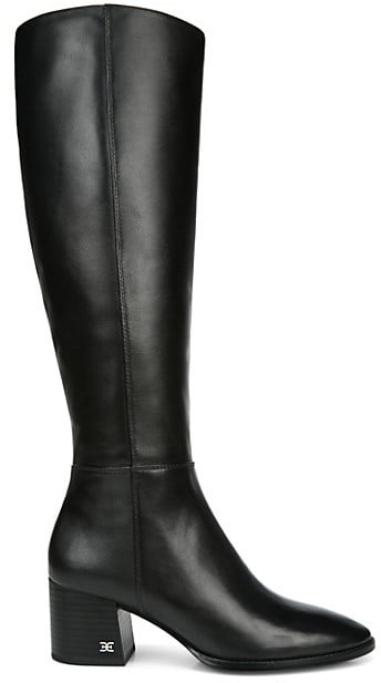 Sam Edelman Kerby Knee-High Leather Boots