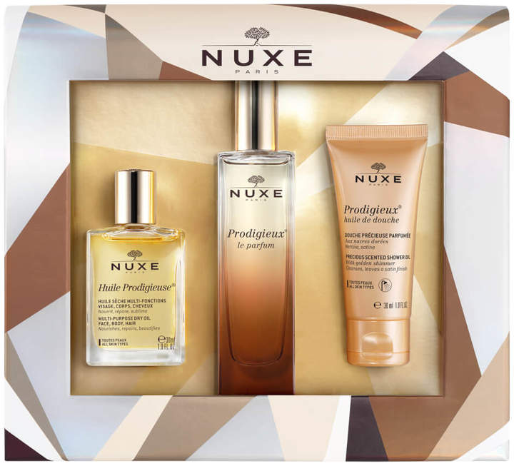 Nuxe NUXE Luxury Prodigieux Set (Worth 57)