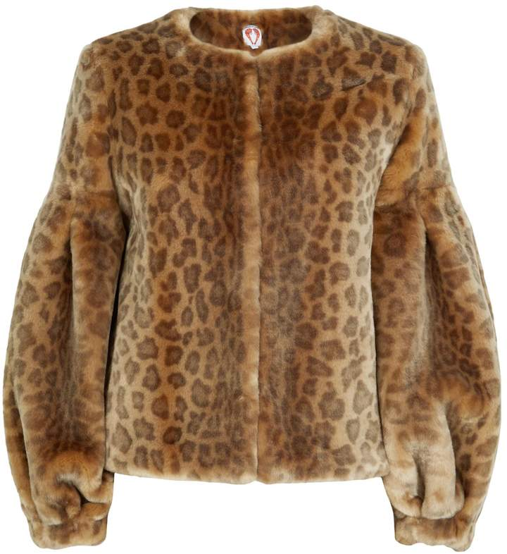 Shrimps Faux Fur FergalJacket