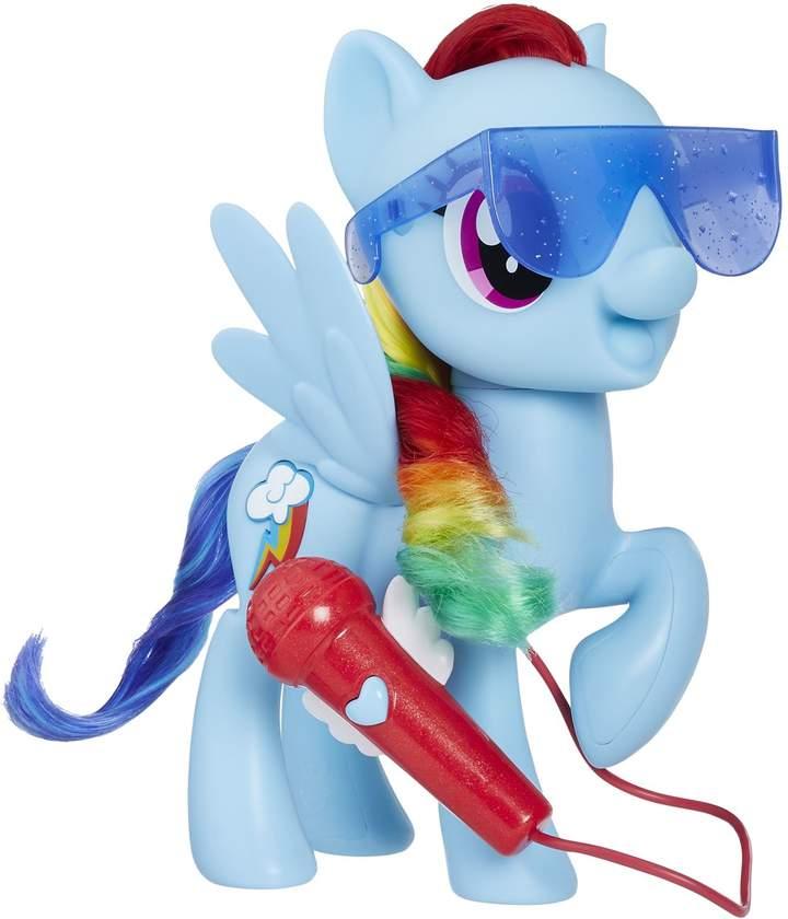 Singing Rainbow Dash My Little Pony Toy