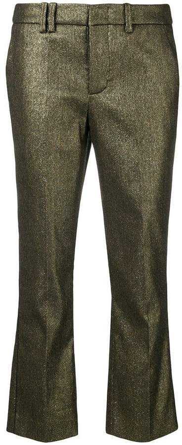 Zadig&Voltaire Posh cropped trousers