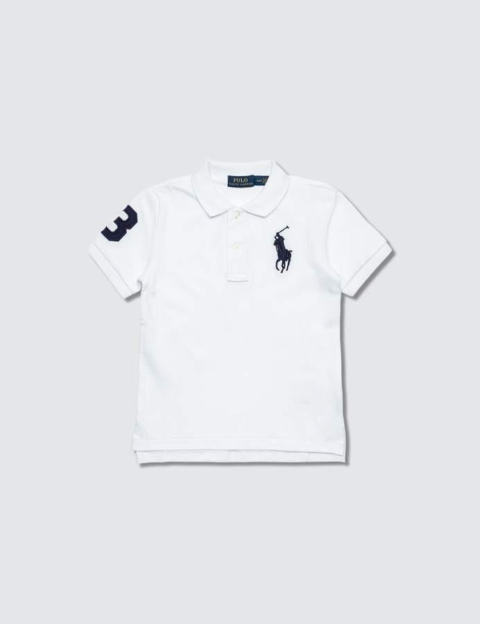 Polo Ralph Lauren Knit-Basic Mesh KC Polo (Infant)