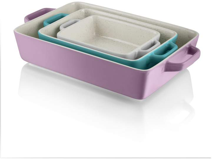 Fearne By Swan Fearne by Swan Set of 3 Rectangular Oven Dishes