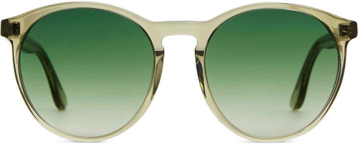 Arket Oversized Acetate Sunglasses