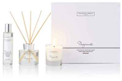 The White Company Pomegranate Home Scenting Set