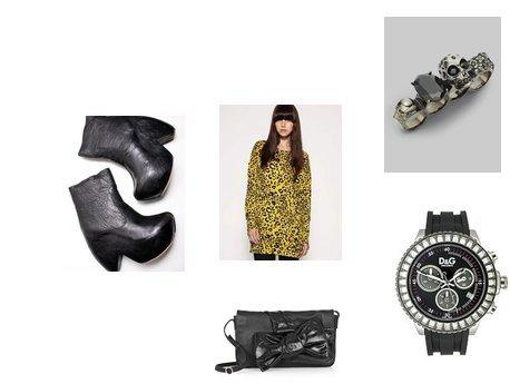 Dolce & Gabbana, See by Chloe, Alexander McQueen