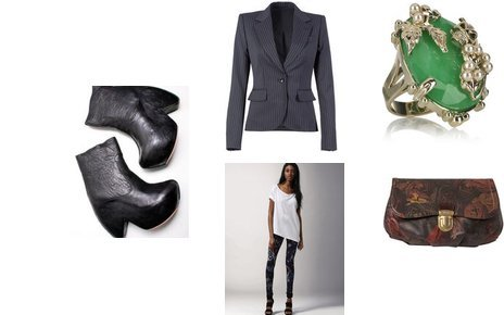 Paul Smith, Mawi, McQ by Alexander McQueen