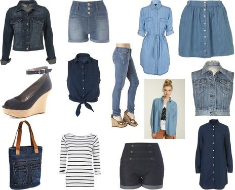 BDG, Topshop, All Saints, New Look, Topshop
