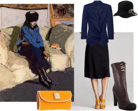 Roxy, Dooney & Bourke, Express, McQ by Alexander McQueen