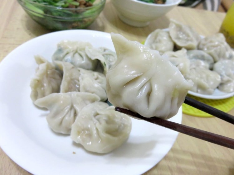 團購 黃家素食水餃 Huang's vegetable dumplings 驚人的蔬食