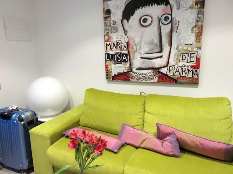 馬德里公寓Palacio Reina Maria Luisa三人以上很適合