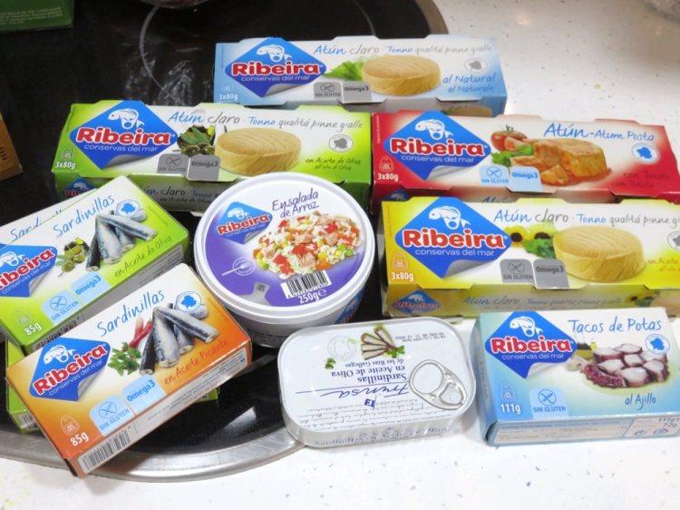 西班牙伴手禮橄欖保養La Chinata與海鮮罐頭的世界