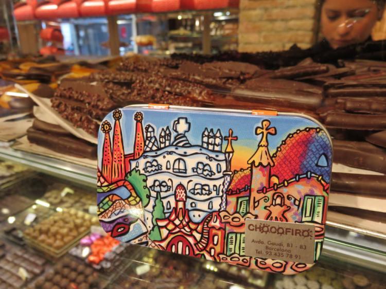 聖十字聖保羅醫院巴塞隆納 Chocofiro百年招牌手工巧克力