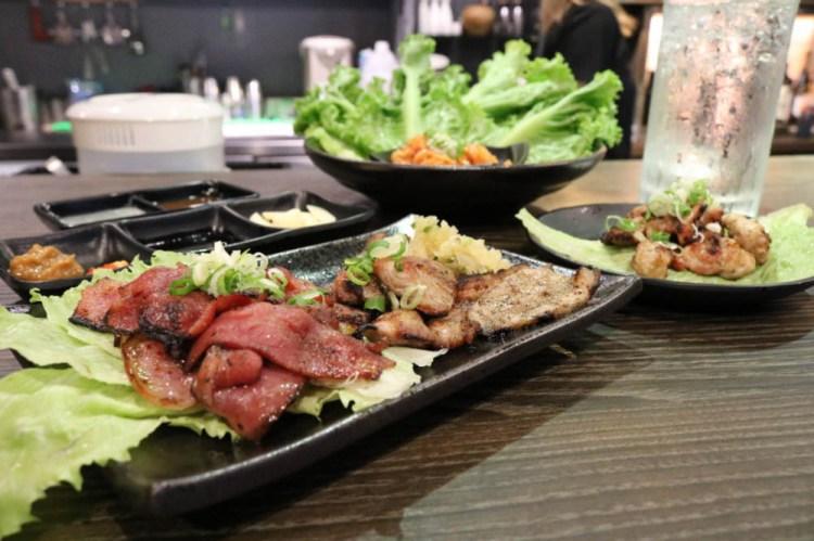 內湖宵夜 Tobimasu燒肉居酒霸 炭火燒肉的優雅午後