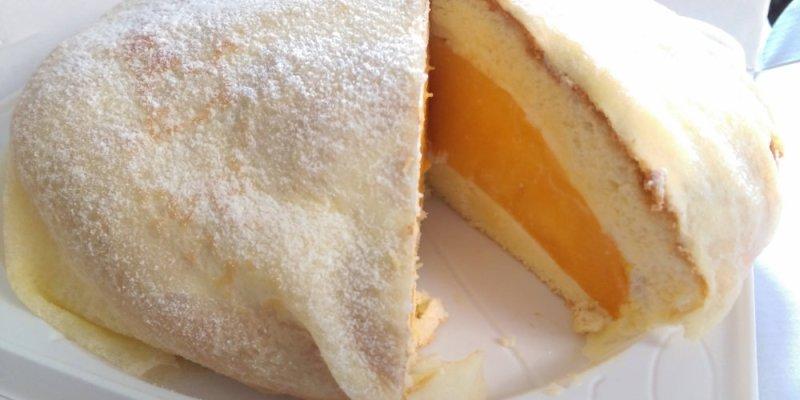 花蓮美食弘宇蛋糕 Sweet Cake 水晶芋頭奶酪