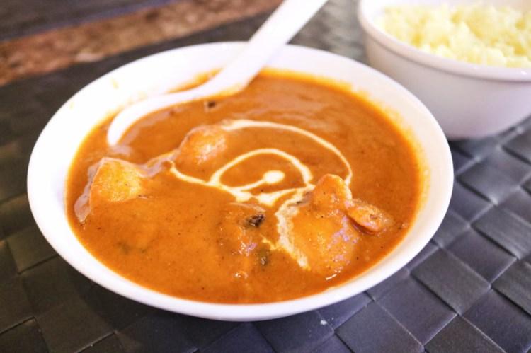 內湖印度菜 ABAD 阿巴得經典廚房 眼睛一亮印度料理